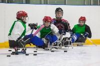 """Детская следж-хоккейная команда """"Тропик"""", Фото: 39"""