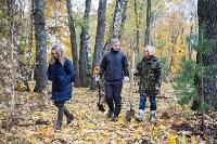 В Центральном парке Тулы появился сосновый бор «Слободы», Фото: 58