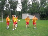 Фанаты тульского «Арсенала» сыграли в футбол с руководством клуба, Фото: 2
