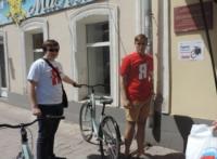 Студенты просят велопарковки, Фото: 3