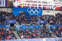 Женский хоккейный матч Канада-Финляндия. Зимняя Олимпиада в Сочи, Фото: 35