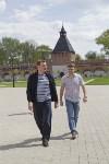 Алексей Дюмин посетил Тульский кремль, Фото: 14
