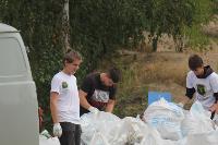 В Кондуках прошла акция «Вода России»: собрали более 500 мешков мусора, Фото: 79