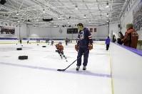 Легенды хоккея провели мастер-класс в Туле, Фото: 5