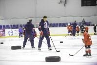 Легенды хоккея провели мастер-класс в Туле, Фото: 48