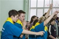 Школьники поиграли с гаишниками, Фото: 9