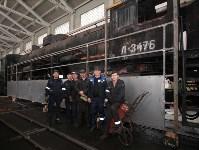Поезда-памятники Тульской области, Фото: 26