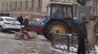 Уборка снега. 17 марта 2014, Фото: 4