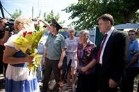 Ни одного человека мы не оставим без поддержки, - Владимир Груздев, Фото: 11