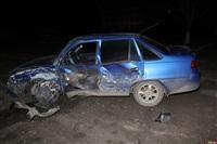 В Щегловской Засеке столкнулись две легковушки, Фото: 10