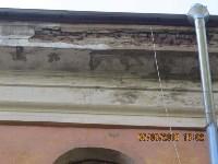 Аварийный фасад в центре Тулы, Фото: 5