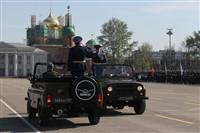 Военный парад в Туле, Фото: 10