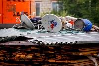 В Плеханово убирают незаконные строения, Фото: 16