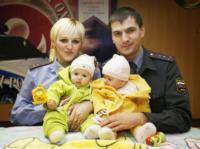 Полицейские семьи, Фото: 9