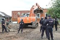Снос домов в Плеханово. 29 июня 2016, Фото: 9