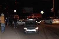 На ул. Металлургов в Туле лоб в лоб столкнулись две Daewoo, Фото: 11