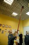 Какие нарушения правил пожарной безопасности нашли в ТЦ «Тройка», Фото: 23