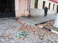 Немобильно! «Городские проекты» осмотрели тротуары на ул. Октябрьской, Фото: 3