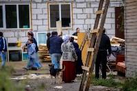 В Плеханово убирают незаконные строения, Фото: 2