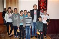 Тульские гонщики из автоклуба R.U.S.71 посетили Яснополянский детский дом, Фото: 7