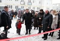 Вручение ключей от квартир в мкр Новоугольный. 26.01.2015, Фото: 9
