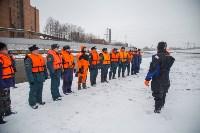 Тульское Управление МЧС принимает участие в тренировке  по готовности к паводку, Фото: 11