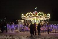Дюмин осмотрел новогоднюю Тулу, Фото: 45