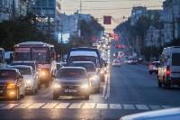 Транспортный коллапс в центре Тулы, Фото: 17