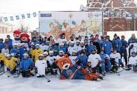 Семейный фестиваль хоккея, Фото: 4