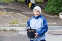 Тульская городская УК сажает деревья, Фото: 10