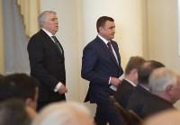 Встреча врио губернатора Тульской области Алексея Дюмина с общественностью. 23 марта 2016 года, Фото: 1