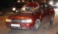 На ул. Вильямса в Туле пьяный водитель сбил пешехода, Фото: 9