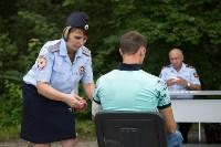 Конкурс водительского мастерства среди полицейских, Фото: 27