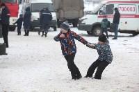 Как туляки провожали зиму на набережной Упы, Фото: 70