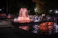 Открытие светомузыкального фонтана возле драмтеатра, Фото: 11