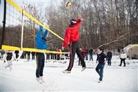 В Туле определили чемпионов по пляжному волейболу на снегу , Фото: 58