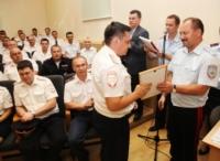 В УМВД вручили медали и награды отличившимся в службе ГИБДД, Фото: 6