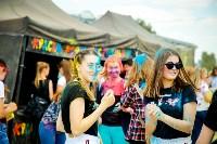 В Туле прошел фестиваль красок и летнего настроения, Фото: 2