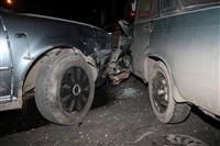 "На ул. Ложевой в Туле Volkswagen протаранил ""семерку"", Фото: 7"
