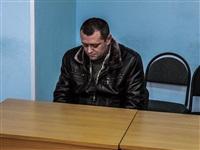 Уголовное дело в отношении А. Астахова. 6 ноября, Кимовский городской суд, Фото: 3