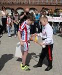 В Туле встретили участников велопробега Москва–Сочи «Помоги встать!», Фото: 3