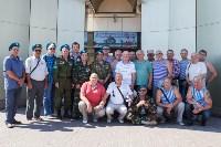 ветераны-десантники на день ВДВ в Туле, Фото: 15
