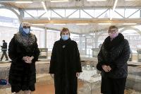 В Тульском кремле открылось археологическое окно, Фото: 13