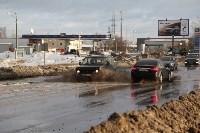 Потоп на ул. Рязанской и Восточном обводе, Фото: 5