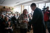 Вручение орденов школьным музеям и вручение наград ветеранам в Иншинке. 24.02.2015, Фото: 83