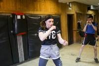 Женский бокс: тренировка , Фото: 10