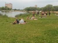 В Центральном парке найден труп мужчины, Фото: 1