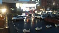 К ресторану «Башня» на Красноармейском проспекте в Туле прибыли пожарные расчеты, Фото: 1