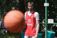 Мастер-класс баскетбольного «Арсенала», Фото: 2