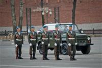 Вторая генеральная репетиция парада Победы. 7.05.2014, Фото: 5